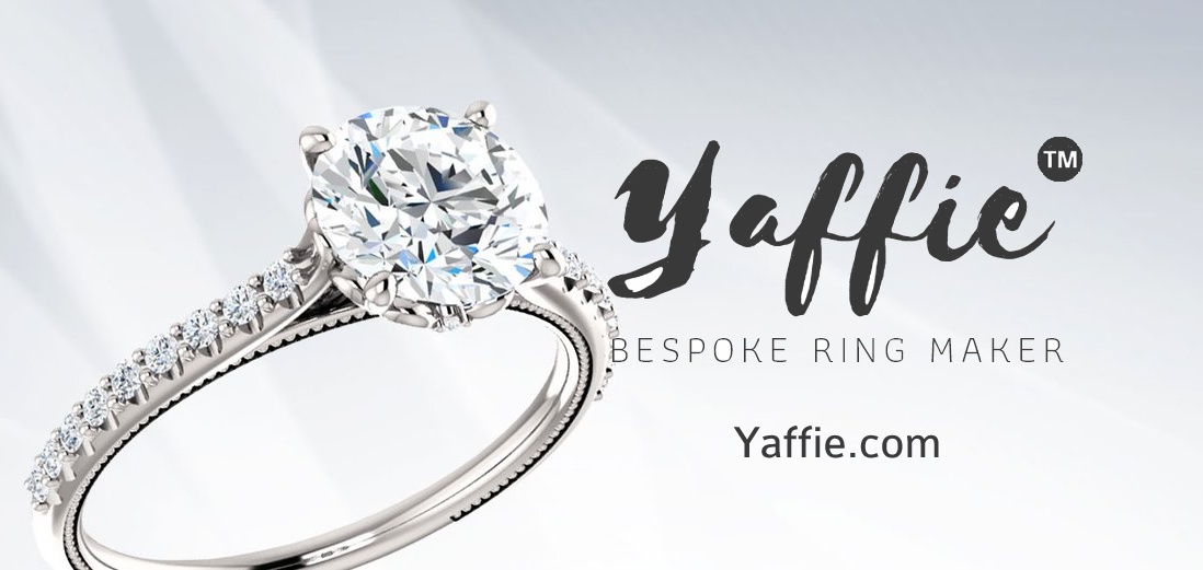 Finest Quality Bespoke Rings From Yaffie