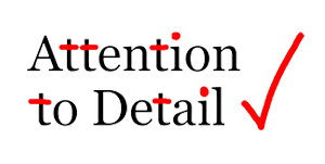 """New """"Improve Attention To Detail"""" Online Training Course Launched on AttentionToDetail.com"""