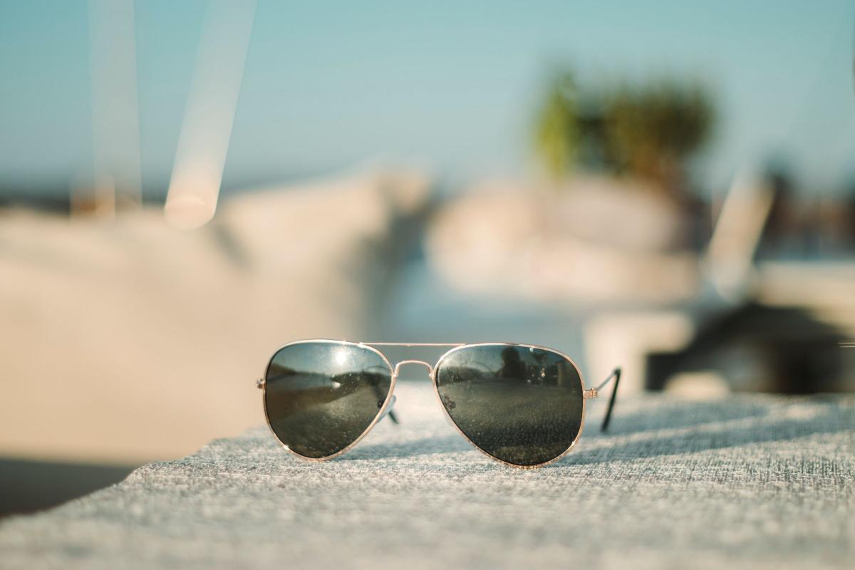 Realtimecampaign.com Promotes Fashion Aviator Sunglasses for Men