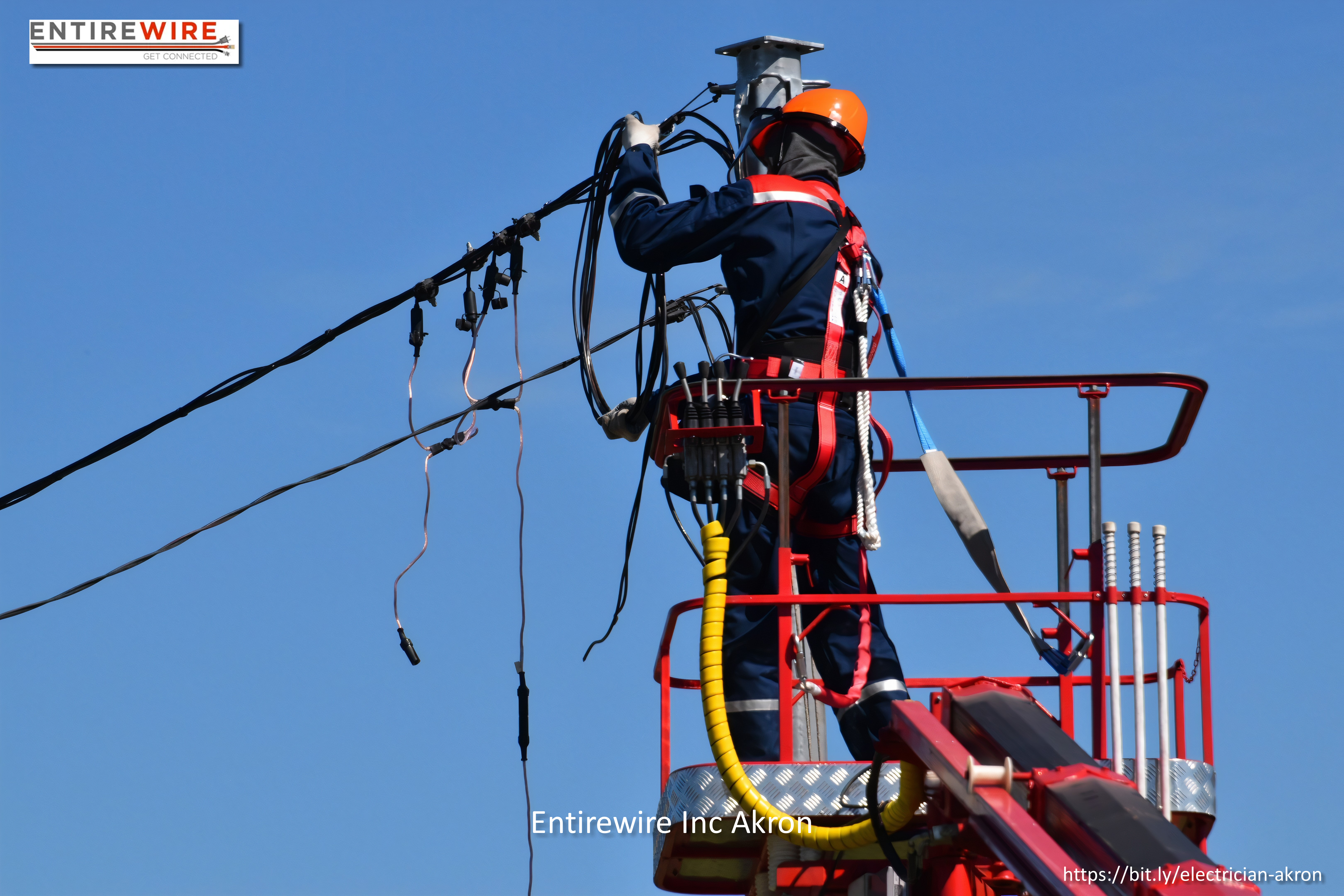 Entirewire Inc Akron Outlines the Benefits of Hiring Professional Electricians