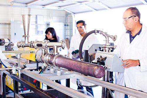 Mechanical Engineering Graduate Degrees are Available at UC Merced