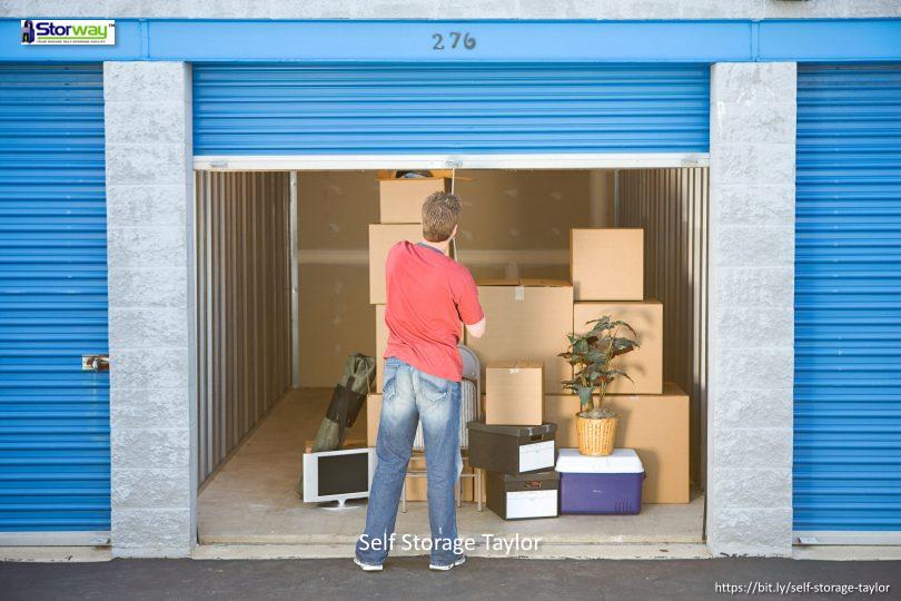Storway Self Storage Highlights the Traits of Good Storage Units