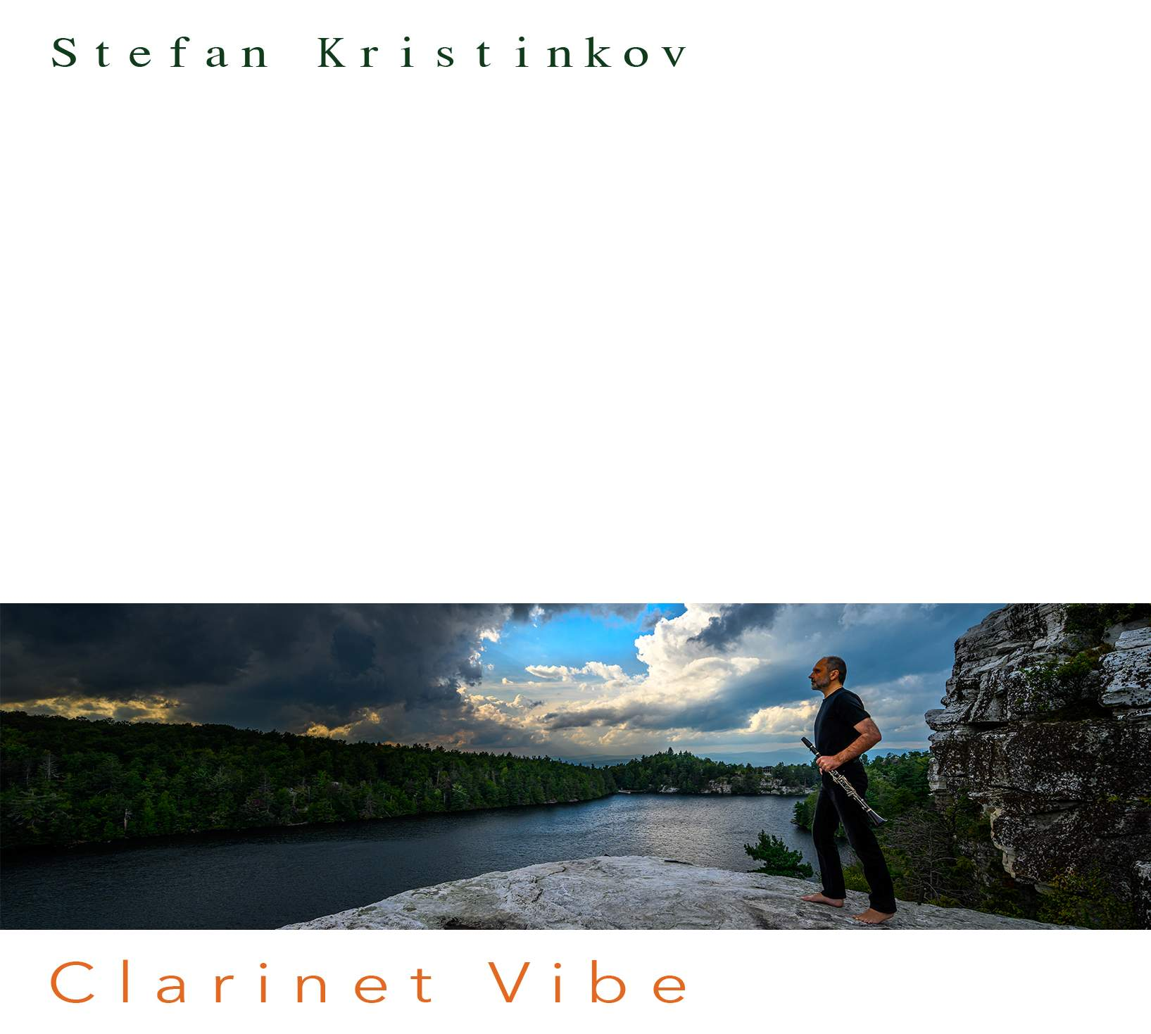 Exploring The Notion of Limited Timbral Diversity through Rich Jazz Fusions and Clarinet: Brooklyn Based Artist Stefan Kristinkov Introduces New EP