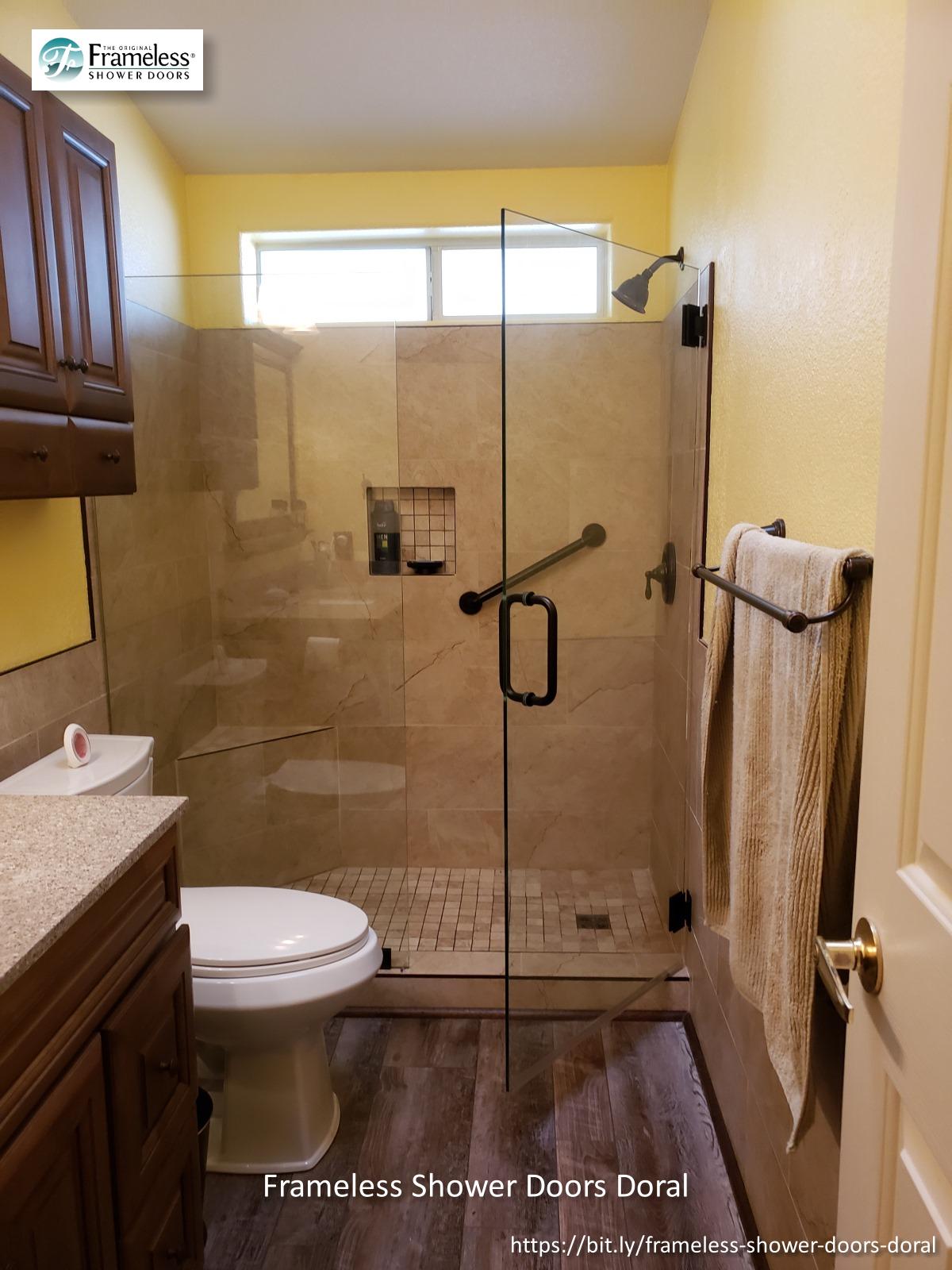 The Original Frameless Shower Doors Highlights the Benefits of Custom Shower Doors