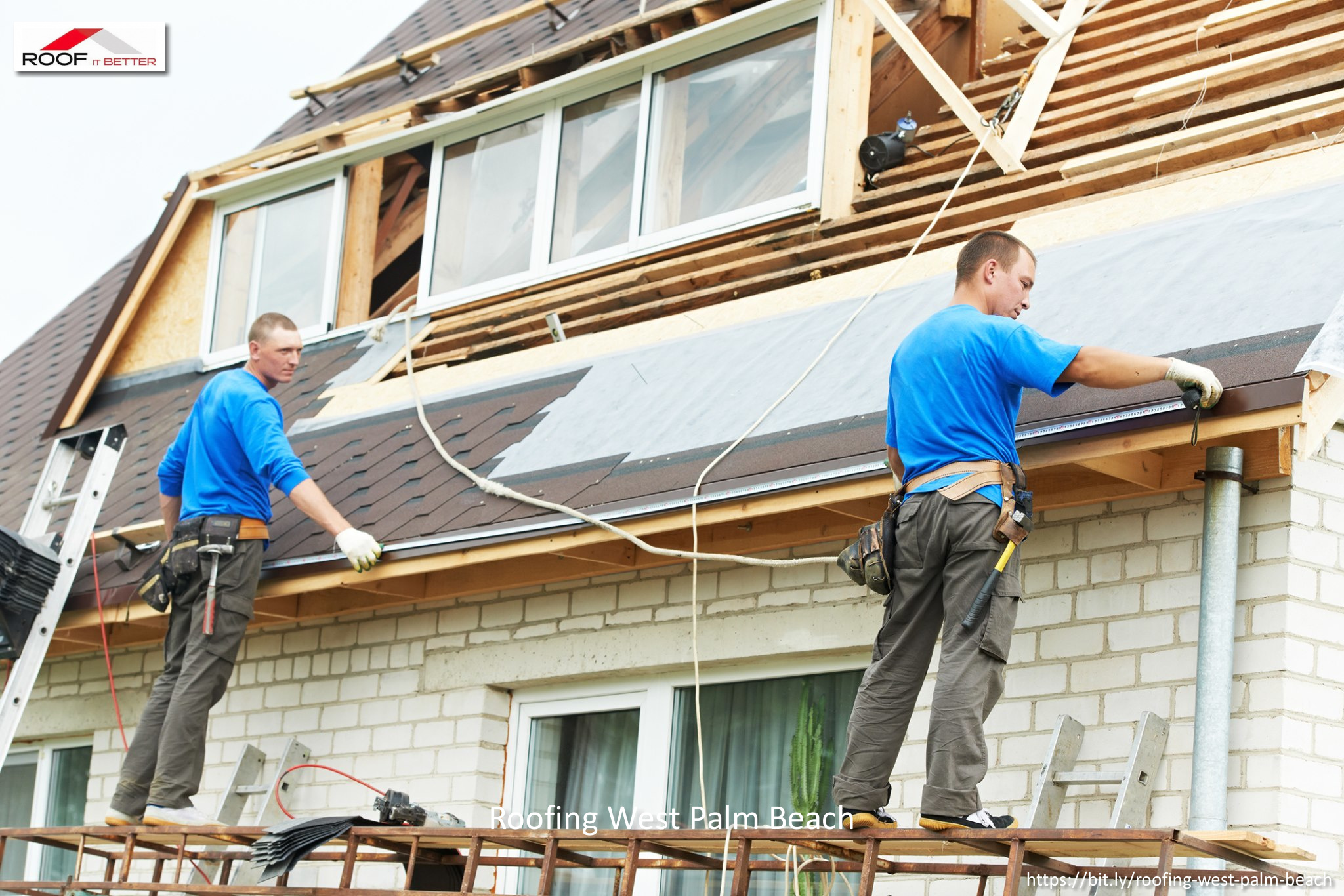 Roof It Better Offers Top Roofing Services For West Palm Beach Residents