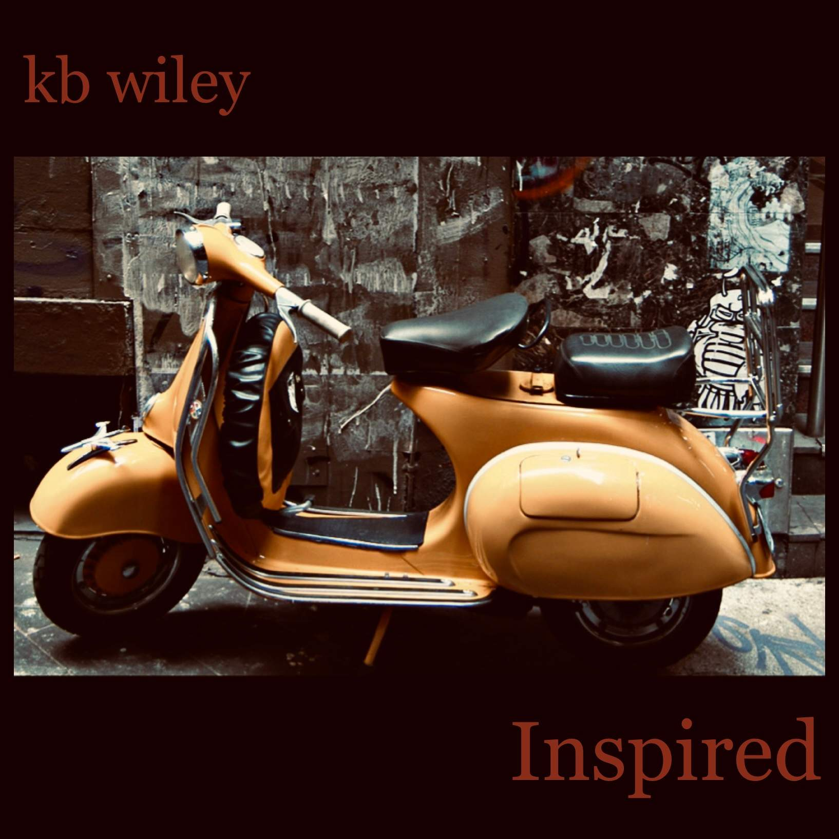 """Releasing Brand New Single Titled """"Inspired"""": This is kb wiley"""