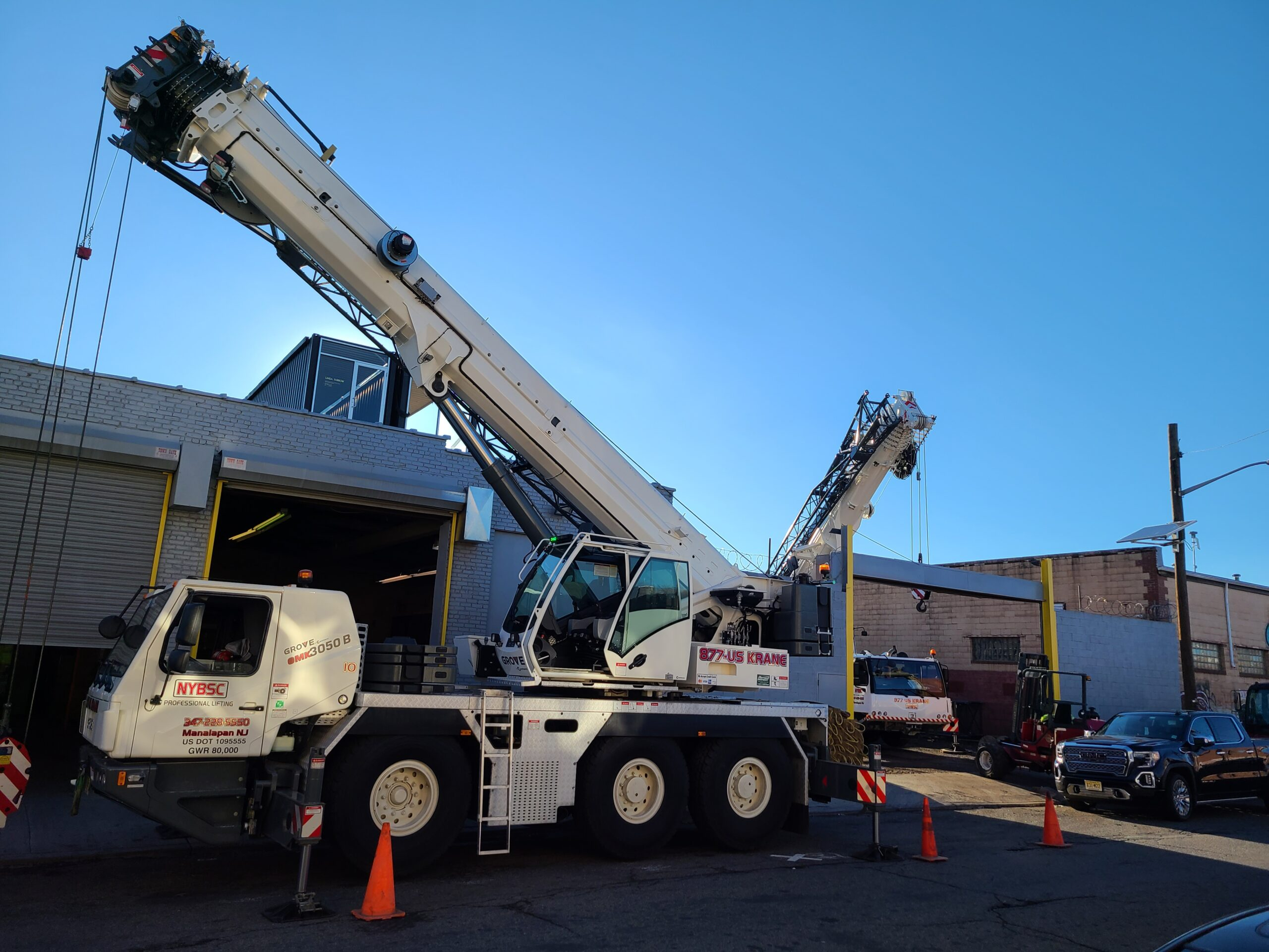 New York Boom Service Corp Speaks About Crane Rentals and Reasons People Need That Particular Service