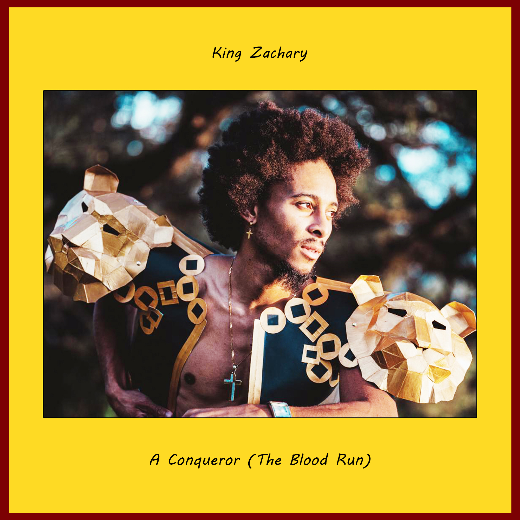 King Zachary Prepares To Release Upcoming Single