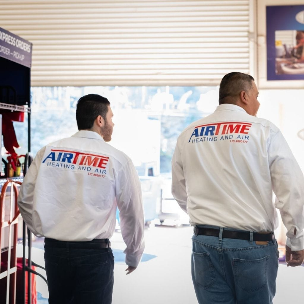 Airtime Heating and Air Conditioning Advises on What to Look for in a HVAC Expert