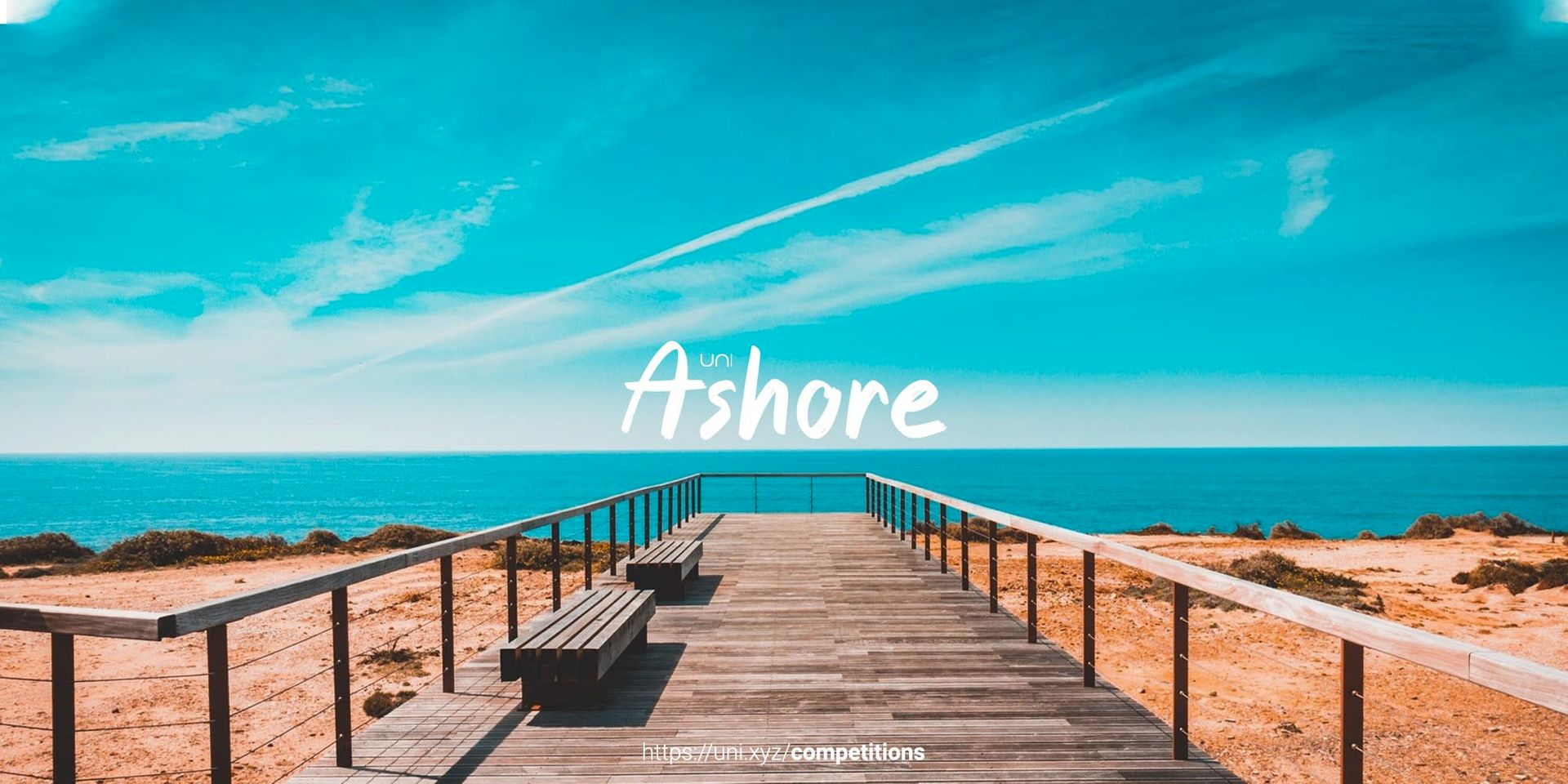 Building resonance between Architecture and Ecology:  Ashore - an Eco-sensitive Pier design competition held by UNI