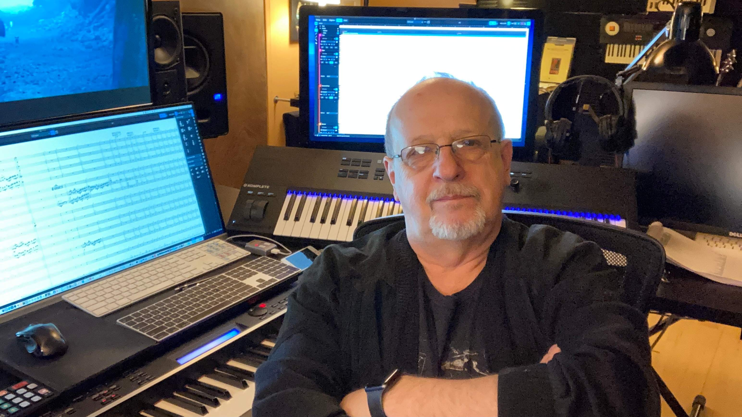 Unveiling The Inventor Behind the New Genre Called Jazzonica: Canadian Composer Witold Suryn Explores the Art of Experimentation In His Genre's Manifesto 'Jazzonica One'