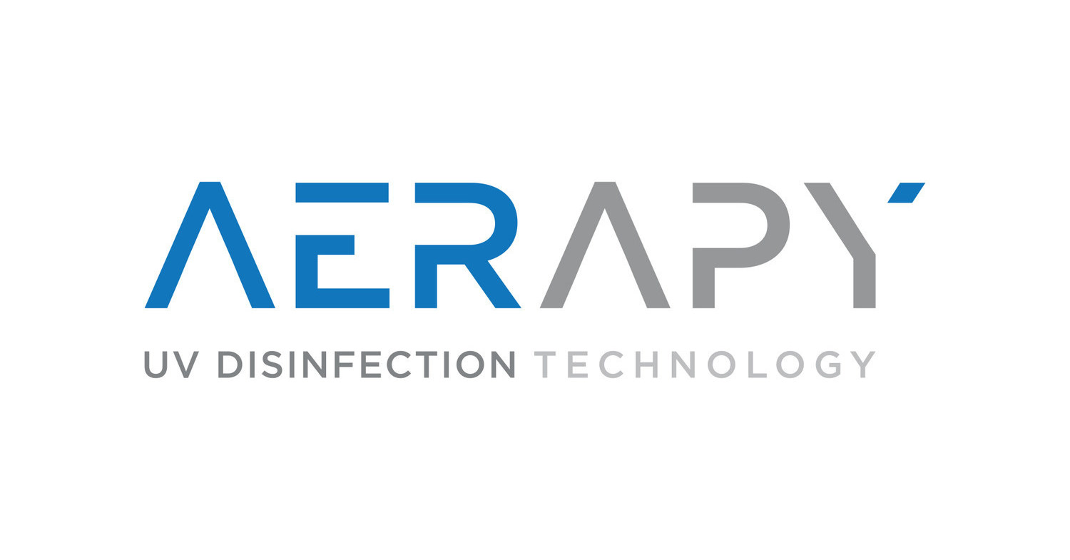 Aerapy Highlights its Powerful UV Disinfection Solutions for Commercial, Healthcare, Industrial, and Vehicle Applications