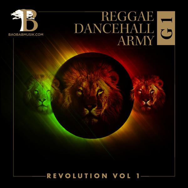 Up-and-Coming Reggae Stars of Africa Unveil Hidden Gems: Reggae Dancehall Army-Africa-G1 Stun with Dynamic New Album
