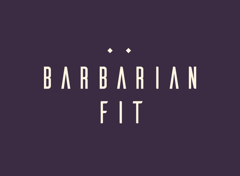 Barbarian Fit is on a mission to help get nerds, gamers and geeks level up their fitness from home.