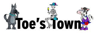 Toe's Town Announces Launch of Multi-Occasion Satirical Greeting Card Collection & Is Now Seeking Dealers To Expand Their Brand Globally