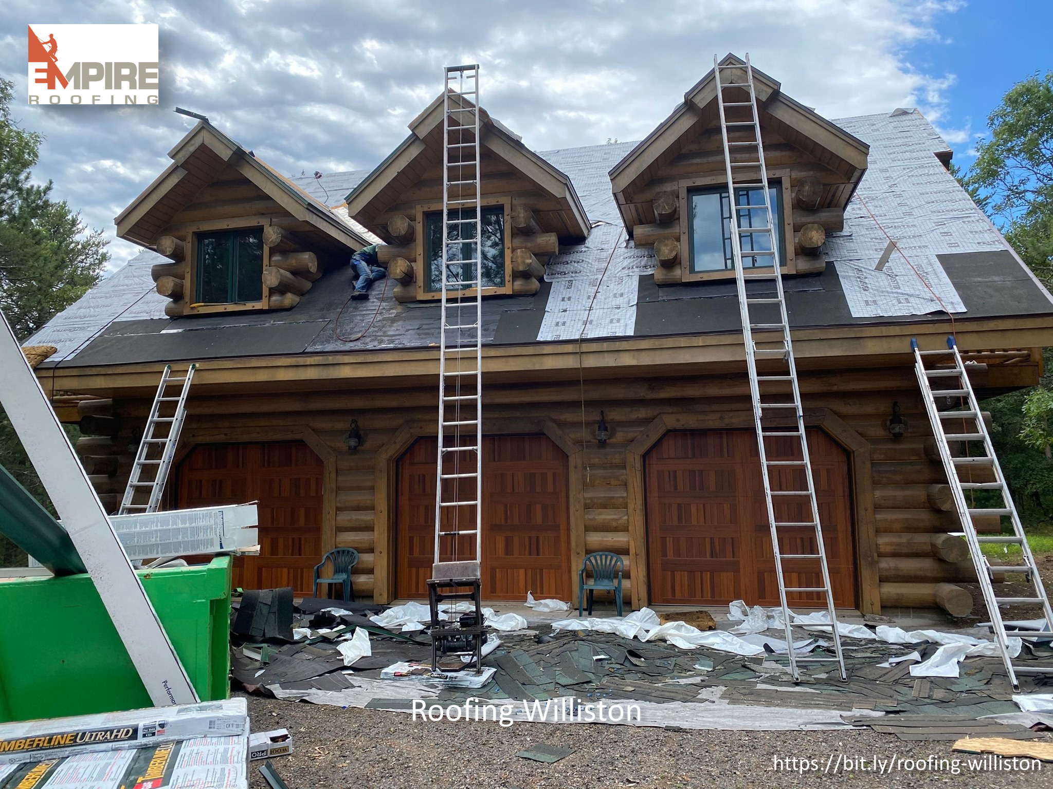 Empire Roofing Outlines Why Clients Choose Them