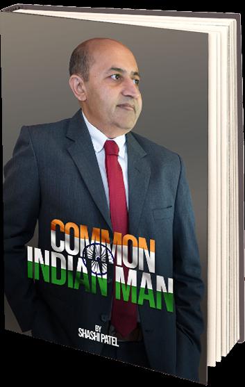 A Common Indian Man - Shashi Patel