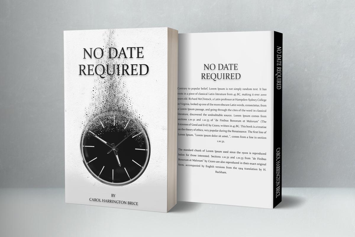 No Dates Required - The Beginning | Carol Harrington Brice