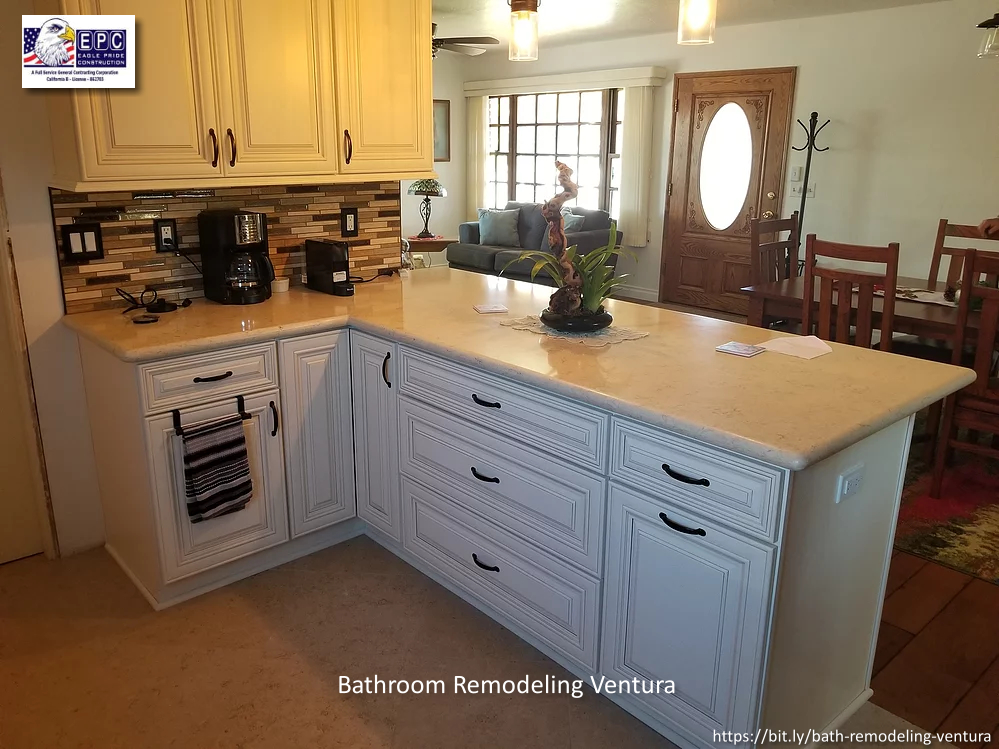 Eagle Pride Construction Inc. Outlines What Their Kitchen Remodeling Entails