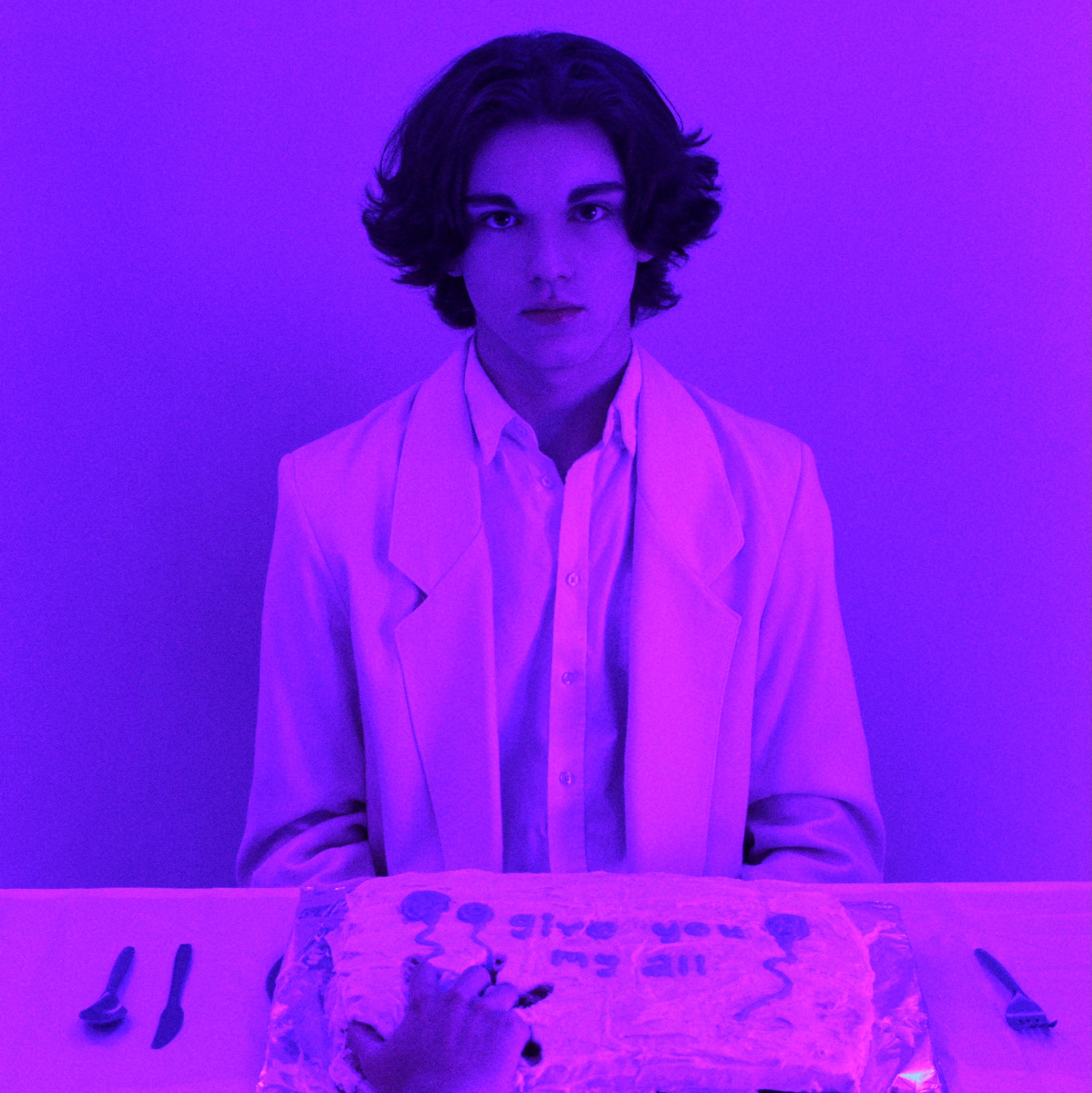 Blending Fusions of Creativity and Poignant Lyricism: Rising Pop Artist Jack Austin Unveils New Single Titled 'Give You My All'